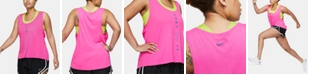 Nike Plus Size Dri-FIT Miler Running Tank Top