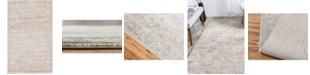"""Bridgeport Home Caan Can7 Gray 3' 3"""" x 5' 3"""" Area Rug"""