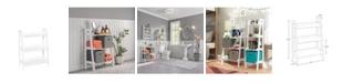 RiverRidge Home Amery Collection 3-Tier Floor Shelf