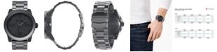 Nixon Men's Corporal Stainless Steel Bracelet Watch 48mm A346