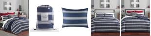 Nautica Craver Navy Twin/Twin XL Comforter Sham Set
