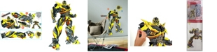 York Wallcoverings Transformers- Age of Extinction Bumblebee Peel and Stick Giant Wall Decals