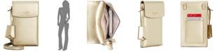 kate spade new york Sylvia North South Flap Leather Crossbody