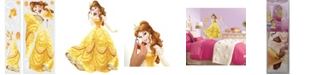 York Wallcoverings Disney Princess - Belle Peel and Stick Giant Wall Decals
