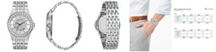 Bulova Men's Phantom Stainless Steel Bracelet Watch 42mm