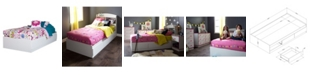 South Shore Logik Bed, Twin
