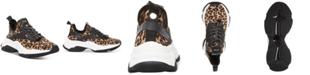 Steve Madden Women's Myles Knit Chunky Sneakers