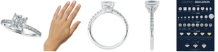 Macy's Star Signature Diamond LIMITED EDITION Engagement Ring (2-1/4 ct. t.w.) in 14k White Gold