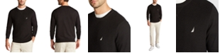Nautica Men's Navtech Crewneck Solid Sweater