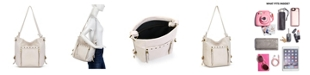 The Sak Collective Leather Ojai Bucket