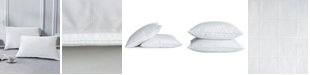 UNIKOME 2 Pack White Goose Feather Down Bed Pillows, Size- Standard