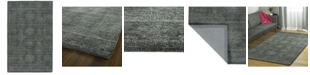 "Kaleen Palladian PDN02-38 Charcoal 5' x 7'9"" Area Rug"