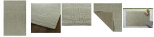 "Kaleen Minkah MKH05-75 Gray 7'6"" x 9' Area Rug"