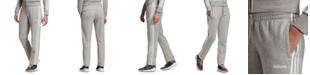 adidas Women's Essentials 3-Stripe Fleece Pants