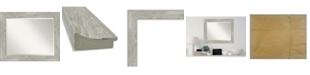 "Amanti Art Dove Framed Bathroom Vanity Wall Mirror, 33.88"" x 27.88"""