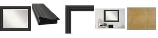 """Amanti Art Shipwreck Framed Bathroom Vanity Wall Mirror, 33.38"""" x 27.38"""""""
