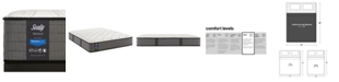"Sealy Premium Posturepedic Opportune 12.5"" Plush Mattress- California King"