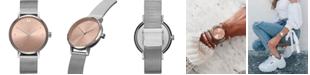 MVMT Women's Dot Wink Stainless Steel Mesh Bracelet Watch 36mm