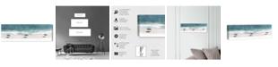 "Oliver Gal Under The Sun Love Canvas Art, 30"" x 10"""