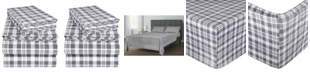 EnvioHome Flannel Gray Sheet Collection