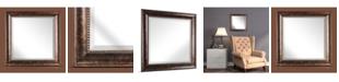 Crystal Art Gallery American Art Decor Hartley Beveled Wall Vanity Mirror