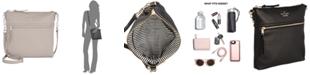 kate spade new york Jackson Street Melisse Small Pebble Leather Crossbody