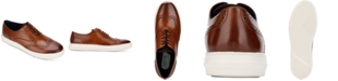 Kenneth Cole Reaction Men's Reem Wingtip Sneaker Oxfords