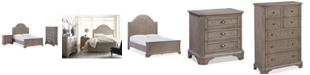 Furniture Layna Bedroom Furniture, 3-Pc. Set (King Bed, Nightstand & Chest)