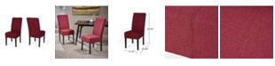 Noble House Pertica Dining Chair (Set of 2)