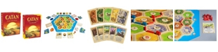 Asmodee Editions Catan 5th Edition Board Game with 5-6 Player Extension Pack