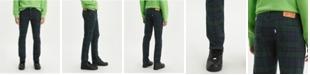 Levi's Men's 502™ Taper Plaid Twill Jeans