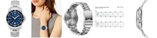Victorinox Swiss Army Watch, Women's Maverick GS Stainless Steel Bracelet 34mm 241609