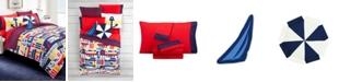 Nautica Kids Anchor Print Bedding Set