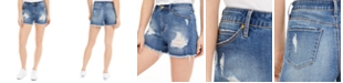Articles of Society Meredith Distressed Denim Shorts