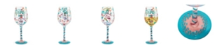Enesco LOLITA Nurse This Wine Glass
