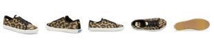 Keds Big Girls Kickstart Animal Print Sneaker