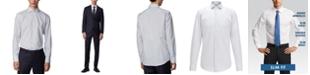 Hugo Boss BOSS Men's Jason Open Blue Shirt