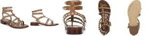 Sam Edelman Women's Eavan Studded Gladiator Sandals