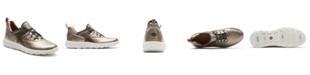 Rockport Women's Let's Walk Bungee Sneaker