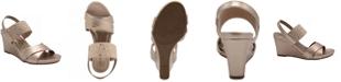 Karen Scott Parrisa Wedge Sandals, Created for Macy's