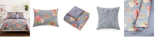 Jessica Simpson Alessia 4 Piece Full/Queen Comforter Set