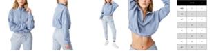 COTTON ON Women's Paris Quarter Zip Thru Sweatshirt