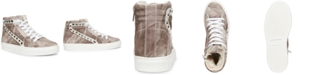 Steve Madden Women's Tracey-F High-Top Sneakers