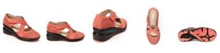 Jambu Women's Belize Casual Wedge Shoe