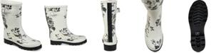 Journee Collection Women's Seattle Rain Boot