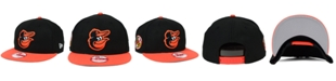 New Era Baltimore Orioles 2-Tone Link 9FIFTY Snapback Cap