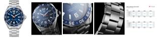 TAG Heuer Men's Swiss Formula 1 Stainless Steel Bracelet Strap Watch 43mm