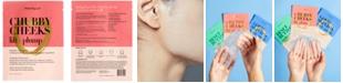 Peach & Lily Chubby Cheeks Lift + Plump Sheet Mask, 0.85 fl oz