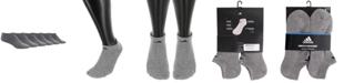 adidas Men's 6 Pack ClimaLite No-Show Socks