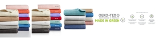 Martha Stewart Collection Quick Dry Reversible Towel Collection, 100% Cotton, Created for Macy's